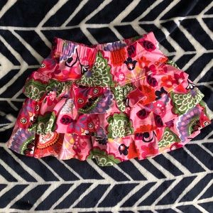 Hanna Andersson Floral Skirt